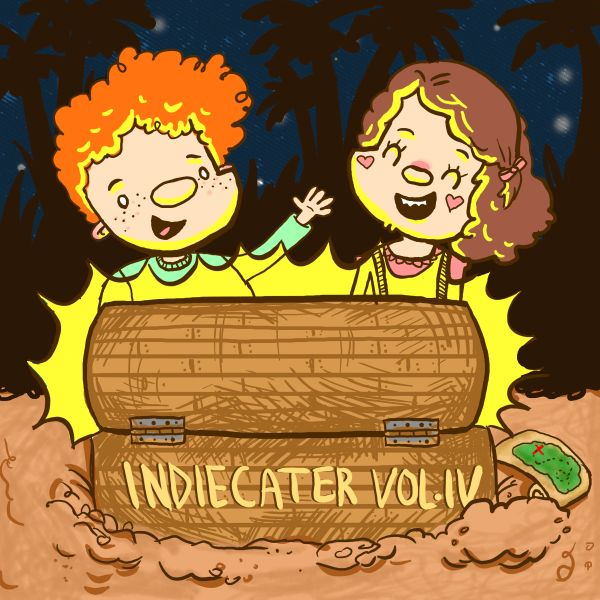 Front Cover - Indiecater Volume IV